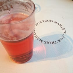 Red Beer: with grenadine.