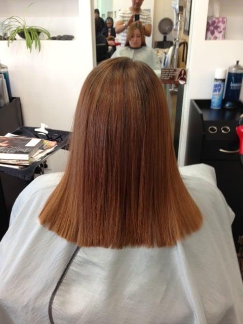 After Hair Botox Treatment 9 13 2013 Thanks Liz Yelp