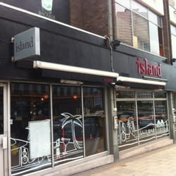 Island Bar, Birmingham, West Midlands