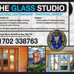 The Glass Studio, Southend-on-Sea, Essex