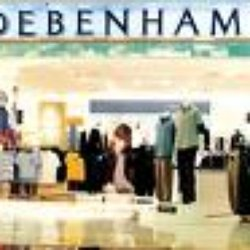 Debenhams, Wakefield, West Yorkshire
