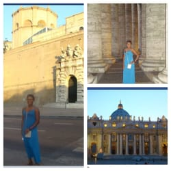 This was from my first visit to Rome in June 2011 I went back that December for Christmas
