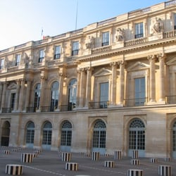 Palais Royal - Musée du Louvre, Paris, France