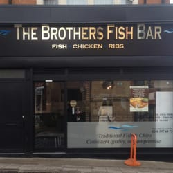 The Brothers Fish Bar, Ilford, London