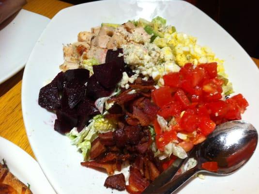 California Pizza Kitchen Copycat Recipes Cobb Salad
