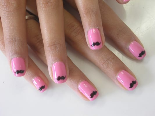 shellac with designs | Yelp