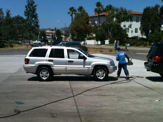 Car Wash El Norte Escondido