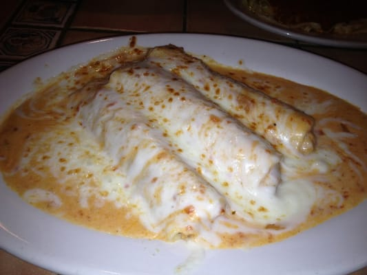 Lobster Cannelloni Wit...