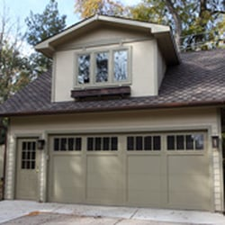 Blue sky builders contractors downers grove il for Reverse gable garage