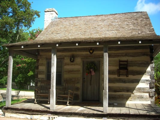 Town creek log cabin fredericksburg tx yelp for Cabins near fredericksburg tx