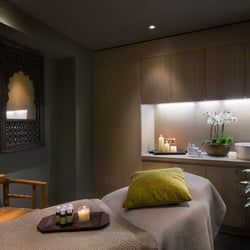 Our treatment rooms are spacious, quiet and wonderfully relaxing.