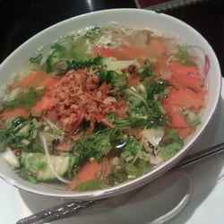 Wan Tan Suppe (vegetarisch)