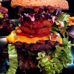 Big Bad Al Capone Burger.
