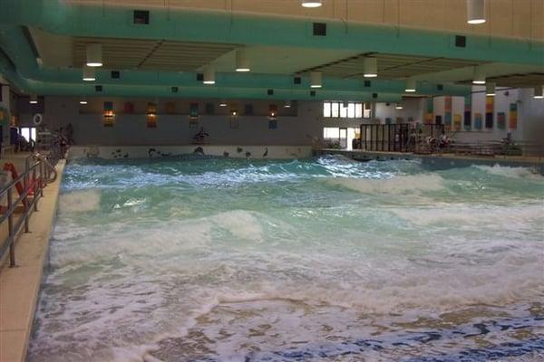 Kiwanis wave pool in tempe az for Tempe swimming pool