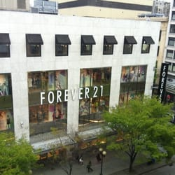 Forever 21, Seattle, WA
