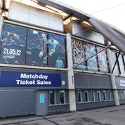 City of Manchester Stadium, Manchester, UK