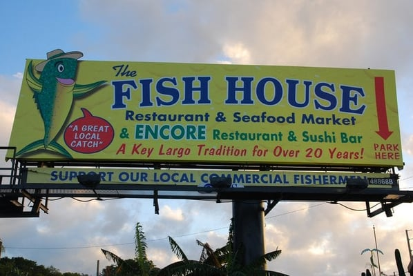 for Key largo fish market
