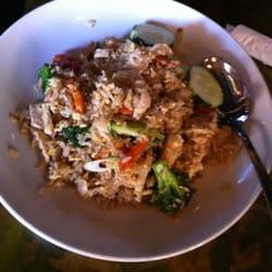 Papaya thai and asian bbq