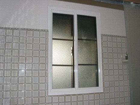 2 panel sound proof window treatment sliders flush mounted for Best window treatments for casement windows