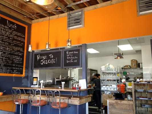 Joes Cafe  Chatsworth St Granada Hills