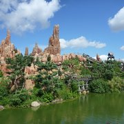 Disneyland Paris, Chessy, Seine-et-Marne, France