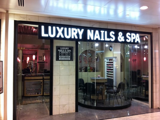 Luxury Nails And Spa Peachtree Center