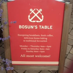 The Bosun's Table, Largs