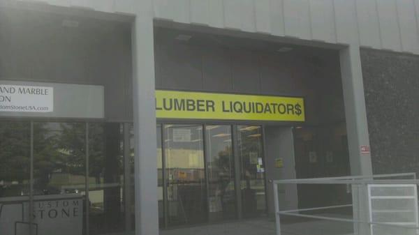 Lumber Liquidators Yelp
