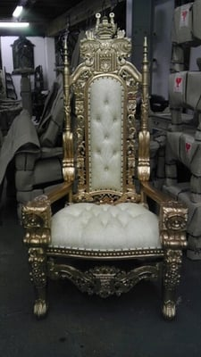 King And Queen Throne Chairs Los Angeles San Diego Yelp