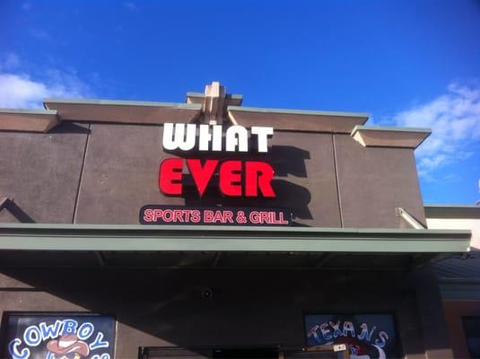 Whatever sports bar amp grill sports bars houston tx yelp