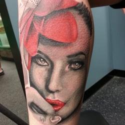 Modified skin tattoos piercing dayton oh yelp for Tattoo shops dayton ohio