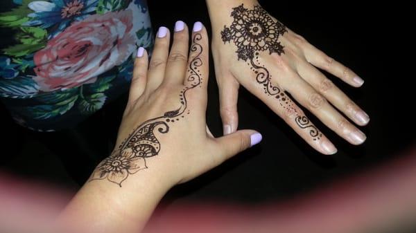 henna art near me