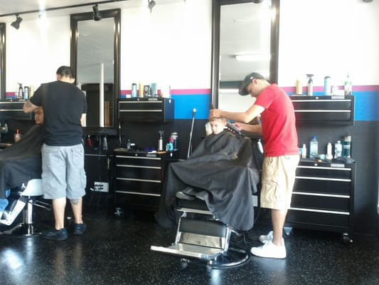 Beemer?s Fade Aholics - Barbers - Reviews - Yelp