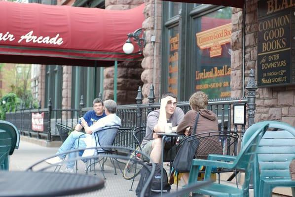Nina S Coffee Cafe St Paul
