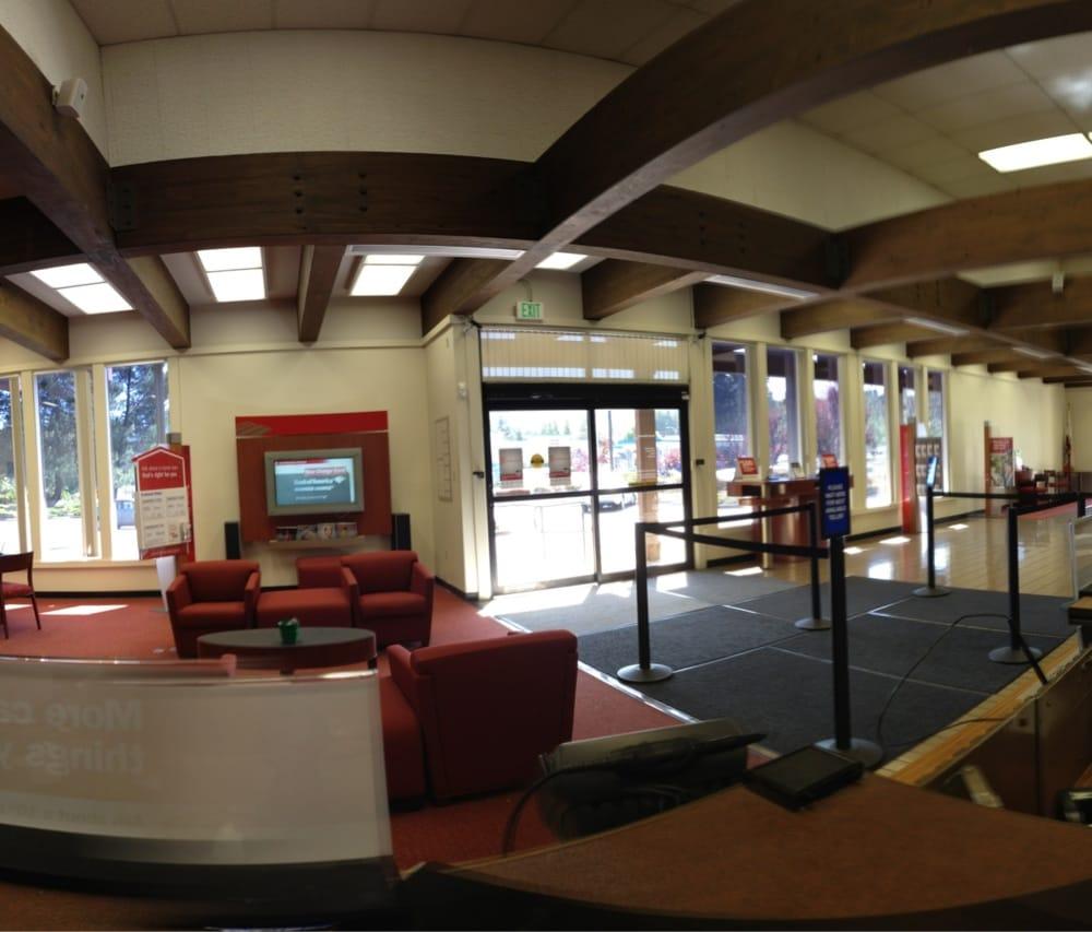 Inside Of Bank Of America Yelp