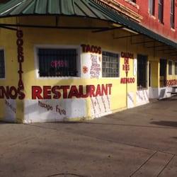 Los Molinos Restaurant logo