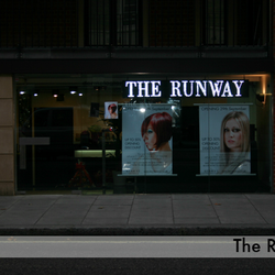 The Runway Hair and Beauty, London