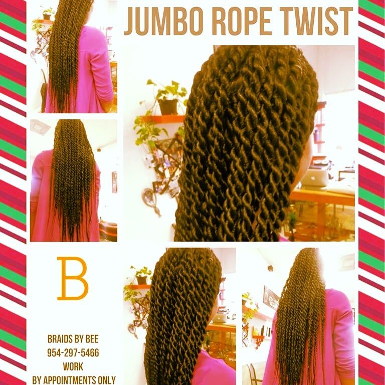 Large jumbo rope twist also known as havana rope twist yelp for Benite home depot