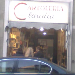 Cartoleria Claudia, Firenze