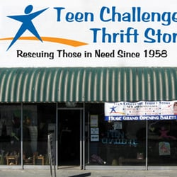 Teen Challenge Thrift Store Thrift Stores San Jose Ca