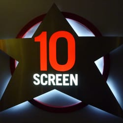 Ten screen cinema