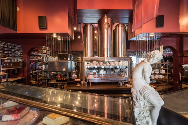la cimbali m29 selectron automatic espresso coffee machine. Black Bedroom Furniture Sets. Home Design Ideas
