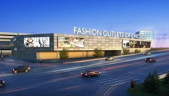 Fashion Outlets Of Chicago Stores