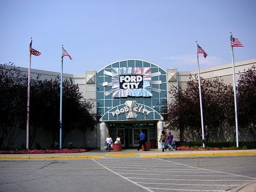 ford city mall winkelcentra chicago il verenigde. Cars Review. Best American Auto & Cars Review