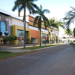 Shopping Center Tres Americas, Cuiabá - MT