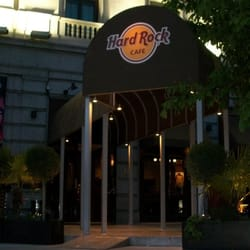 Hard Rock Cafe, Madrid