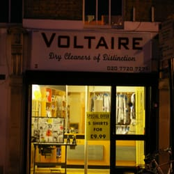 Voltaire Cleaners, London