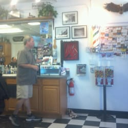 Franks Barber Shop, Boulder City, NV by Chris J.