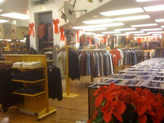 Clothing stores in texas