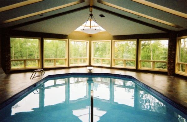 Indoor Residential Pool Yelp